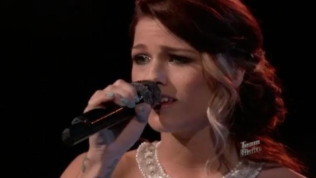 Cassadee Pope - Over You (The Voice)