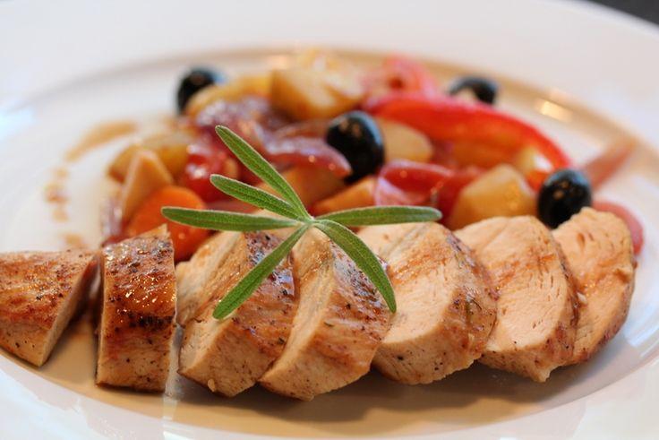 Kyllingform med rotgrønnsaker og rosmarin 2
