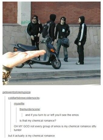 My chemical romance, tumblr funny