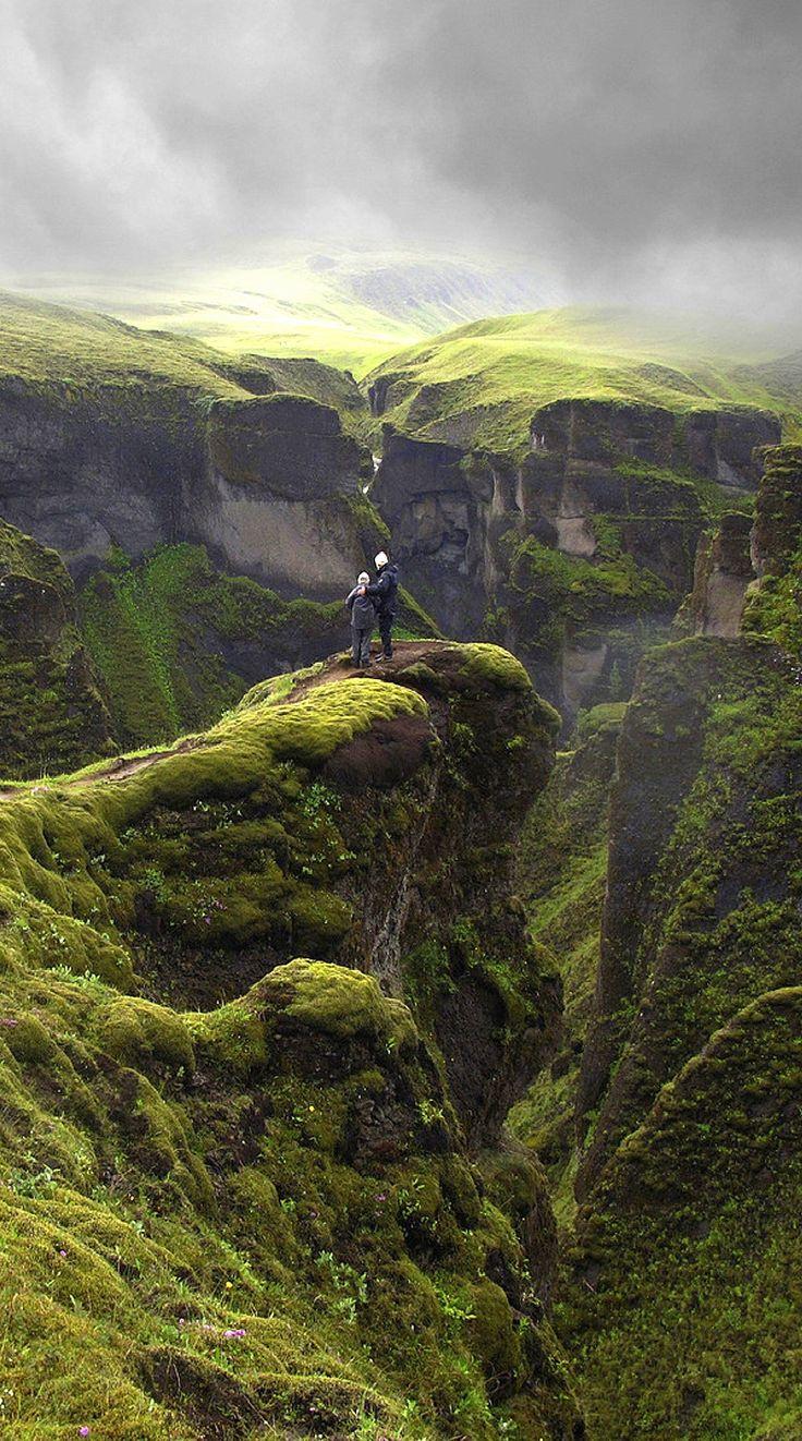 Nice green landscape in New Zealand / Joli paysage vert en Nouvelle-Zélande