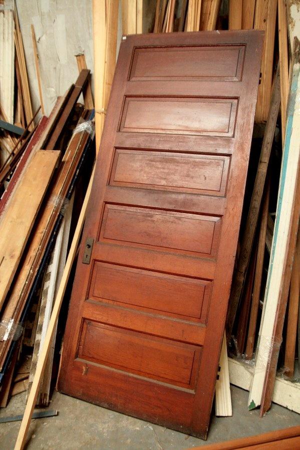 Antique pine 5 panel door & 25+ best Doors \u0026 Windows images on Pinterest | French doors ...