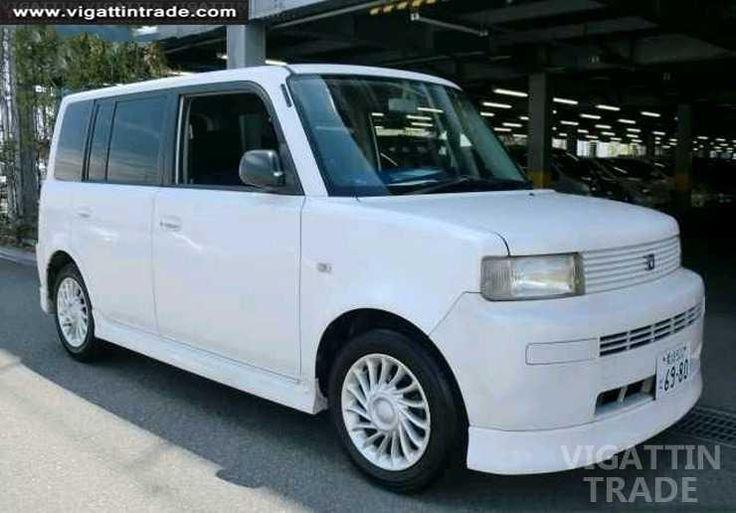 Check this 2001 Toyota Bb X Version [sid6036] and VIG IT
