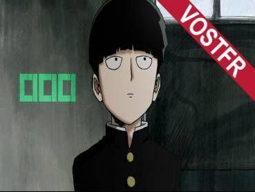 Regarder le manga animé Mob Psycho 100/One Hundred Mob Psycho VOSTFR  Episode 5 en streaming.