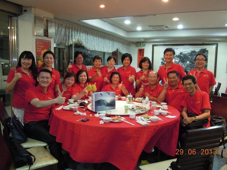 Meeting in Taiwan