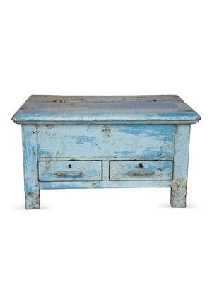 Vintage Teak Desk by Karma Living on Gilt Home