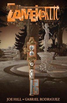Zámek a klíč 5 - Časohrátky (Hill Joe, Rodriguez Gabriel,) Kniha