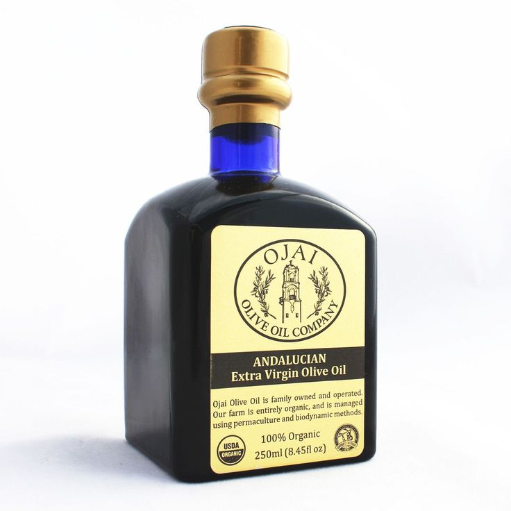 Andalucian Olive Oil Oils and Vinegars - Ojai Olive Oil, The Santa Barbara Company - 1