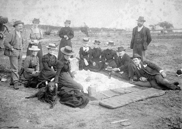 Gippsland Lakes, Gippsland, Victoria, Australia, circa 1900