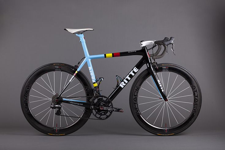 RITTE Racing Bicycles - I really like this color scheme