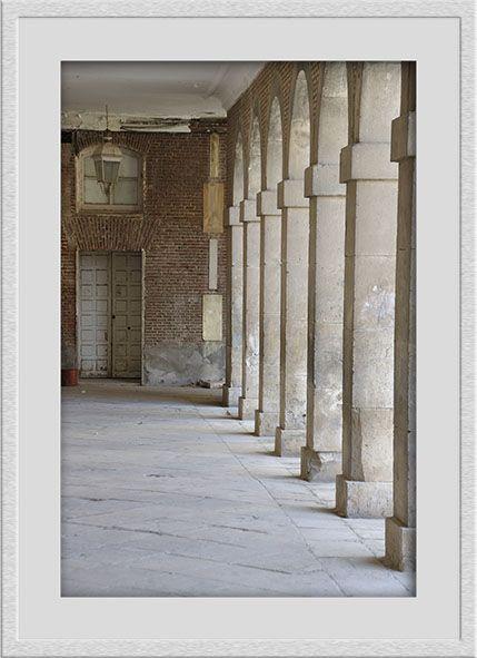 Lámina Decorws con un motivo arquitectónico, un clásico para decorar - como decorar un techo de lamina
