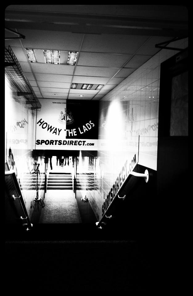 St. James' Park, Newcastle United Football Club