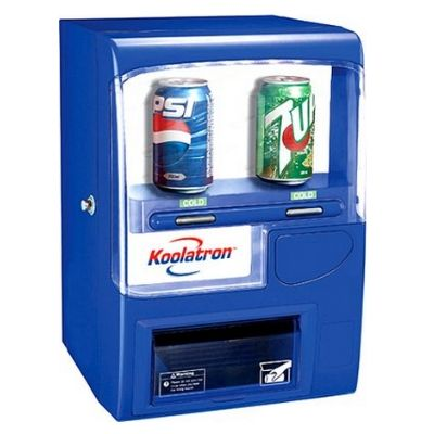 Mini Beverage Vending Machine A Cool Little Vending