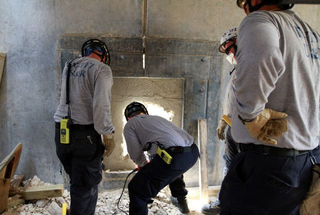 Urban Search & Rescue US/ SAR/HUSAR and first responder training facility ... good video