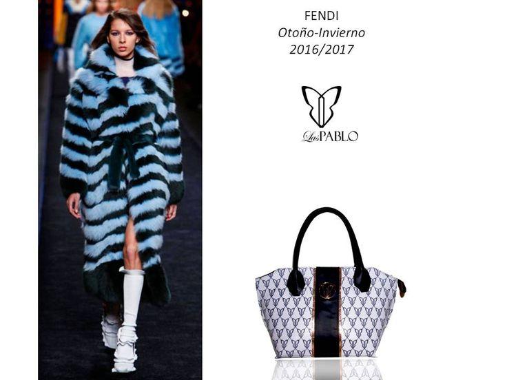 Otoño-Invierno 2016/2017 MILAN Fashion Week  http://www.laspablo.mitiendanube.com    https://www.facebook.com/laspablo.carteras … … …