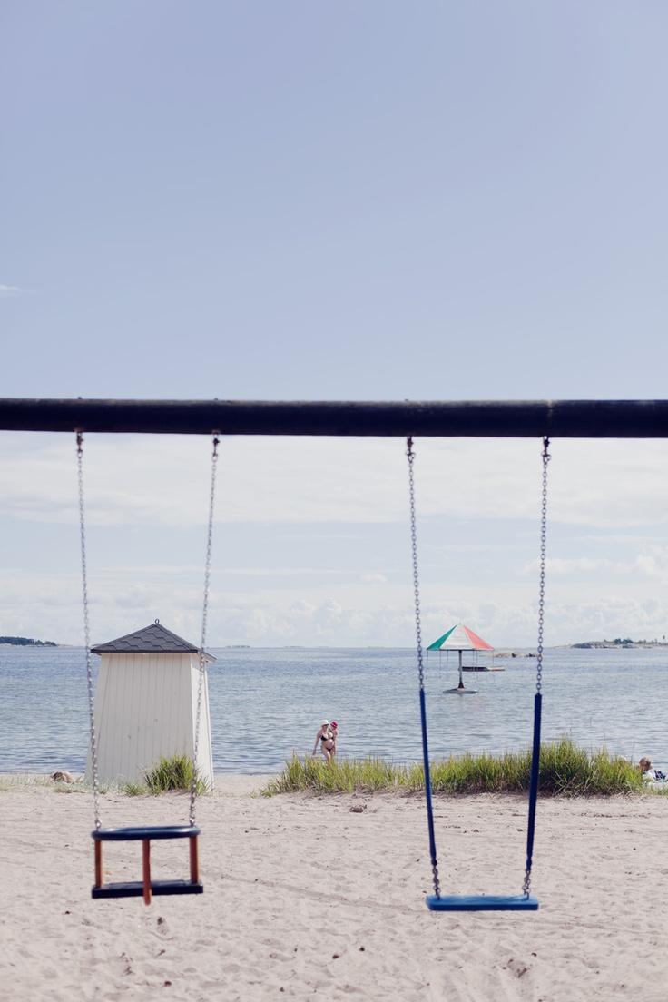 Hanko, Finland Love this picture