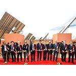 Sumitomo Electric met en exploitation une centrale pilote de production d'énergie à concentrateur photovoltaïque