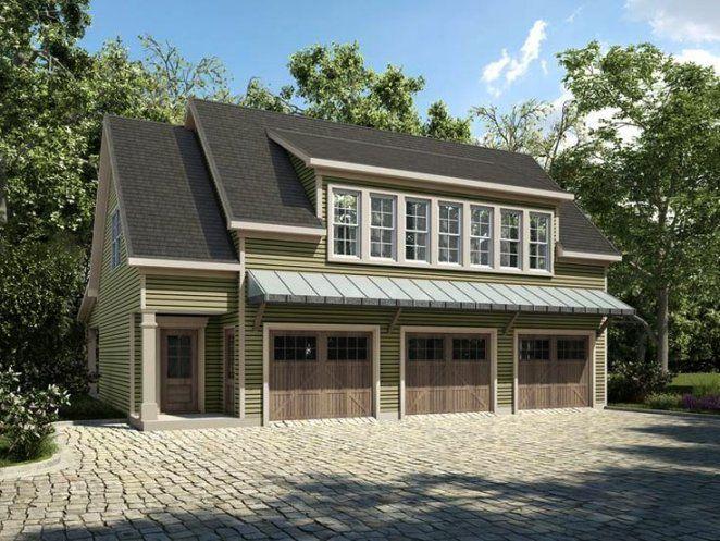 Delightful Garage Apartment Design