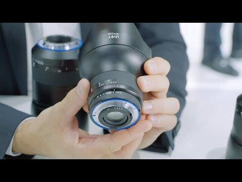 Carl Zeiss Milvus Lenses | Cameras Direct Australia