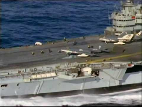 ROYAL NAVY AVIATION IN THE 60 s - YouTube