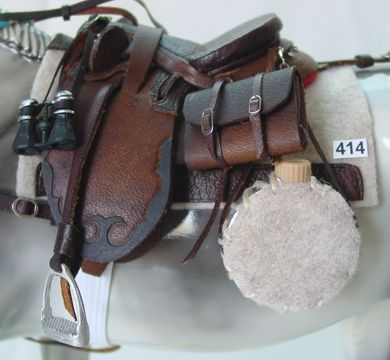 Australian stock saddle. WANT IT!