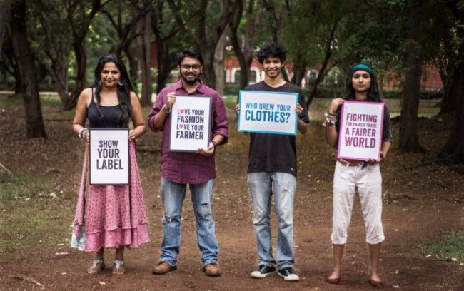 The Alternative, Sustainable Fashion: Why you should care about what you wear Aarti Mohan 2015  Courtesy: Fairtrade India