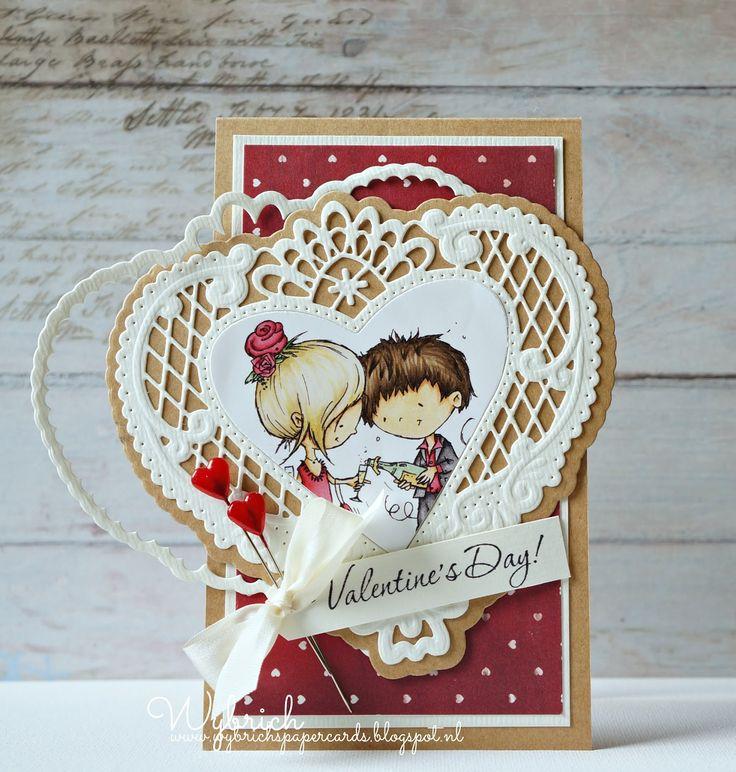 15 best Valentines  Love Cards images on Pinterest  Kittens