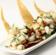 Frontera Grill's Ceviche recipe, from Mexico: One Plate at a Time with Rick Bayless