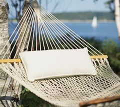 Buy him a hammock! Two Year Anniversary (Cotton) Gifts For Him | TheTwovet.com