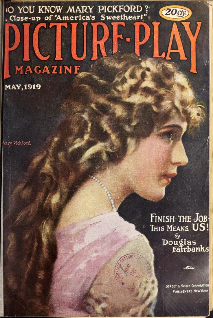 Picture-Play Magazine (Mar-Aug 1919)