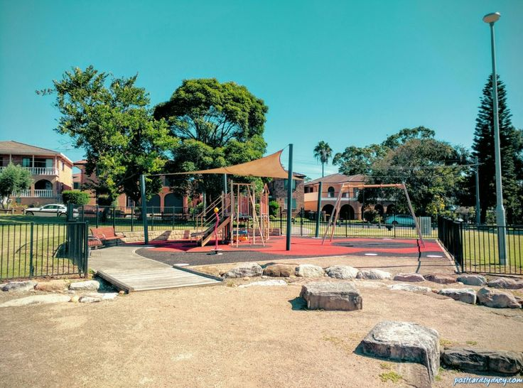 A Rolling Park Of Shady Picnic Areas Bike Tracks And Gated Playground Just South Latham