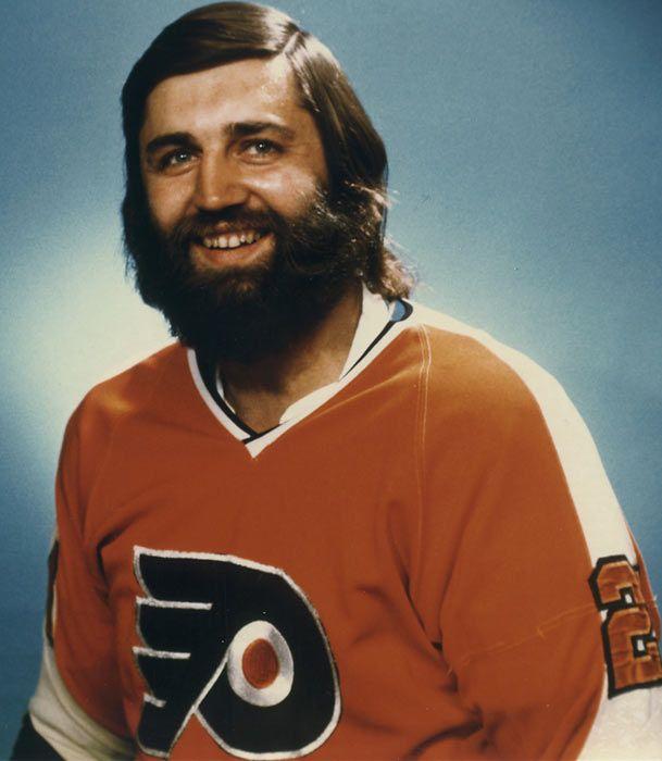 "Bill ""Cowboy"" Flett, Philadelphia Flyers"