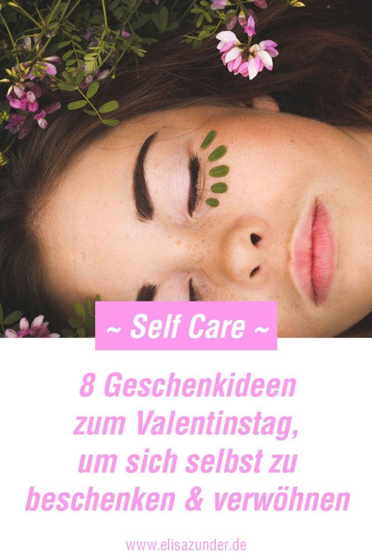 8 Geschenkideen zum Valentinstag, um sich selbst zu beschenken und verwöhnen