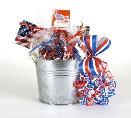 Wedding Gift Baskets Usa : metal buckets holiday gifts holiday ideas teacher gifts gift bags fun ...