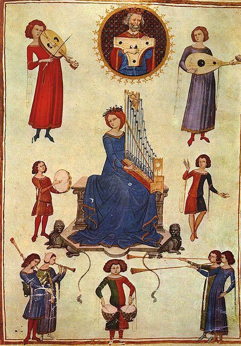 Boethius, De Musica, c1350