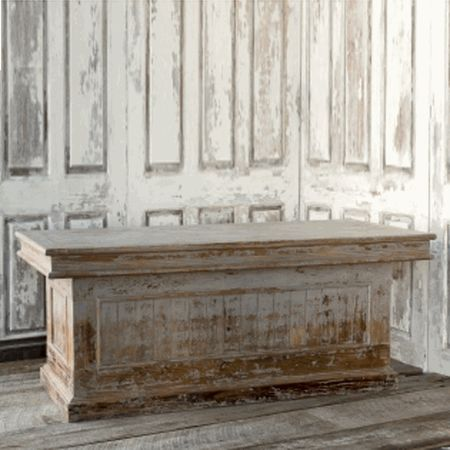 The Old Paint Process Used On This Reclaimed Wood Store Front Piece Gives It An Antique Quality You May Not Even Find Actual