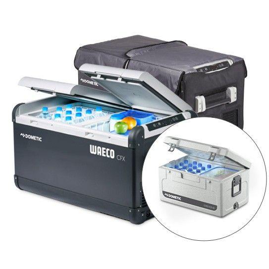 Dometic Waeco CFX-75DZW Dual Zone Portable Fridge Freezer +