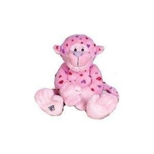 Webkinz Plush Stuffed Animal Love Monkey, valentine --- http://www.amazon.com/Webkinz-Stuffed-Animal-Monkey-valentine/dp/B001O471T4/?tag=pinhja-20