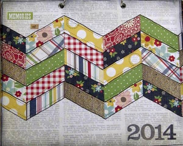 Chook Scraps Scrapbook Gallery - YIR cover page Here is a lovely YIR cover page from Sue-Maree
