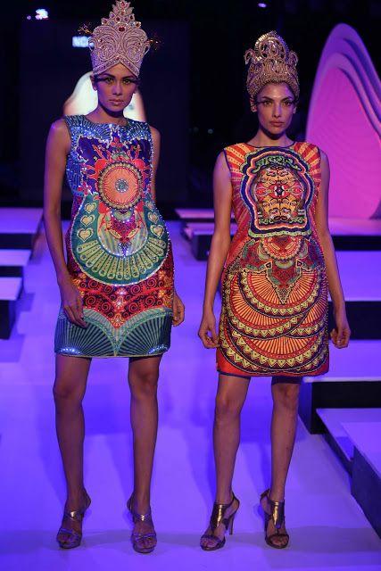 Blender Pride Fashion Tour 2012 - Glamour, muoti ja bollywood! 2. päivä Shopaholic Diaries - intialainen muoti, ostos ja lifestyle-blogi!