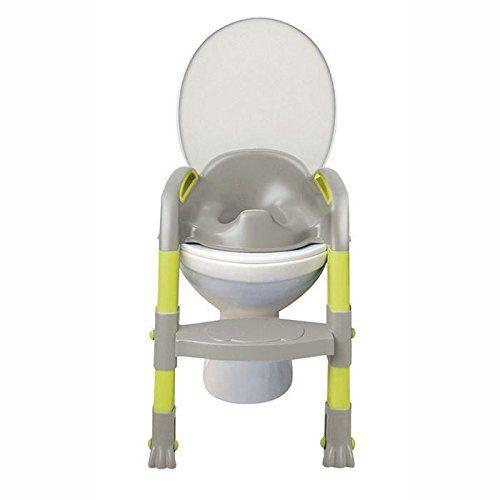 Kiddyloo Toilet Seat Reducer (Grey/Green) - Toddler Potty Training Seat Thermobaby http://www.amazon.com/dp/B004YLN1GG/ref=cm_sw_r_pi_dp_WgU-vb15FFDT6