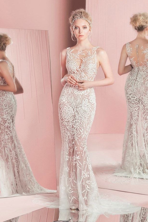 Zuhair Murad 2016 Wedding Dress