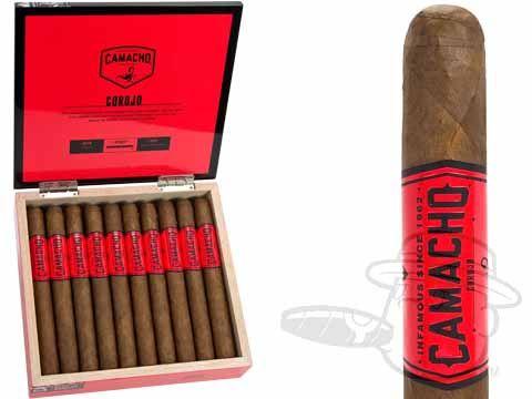 Camacho Corojo Churchill 7 x 48—Box of 20 - Best Cigar Prices