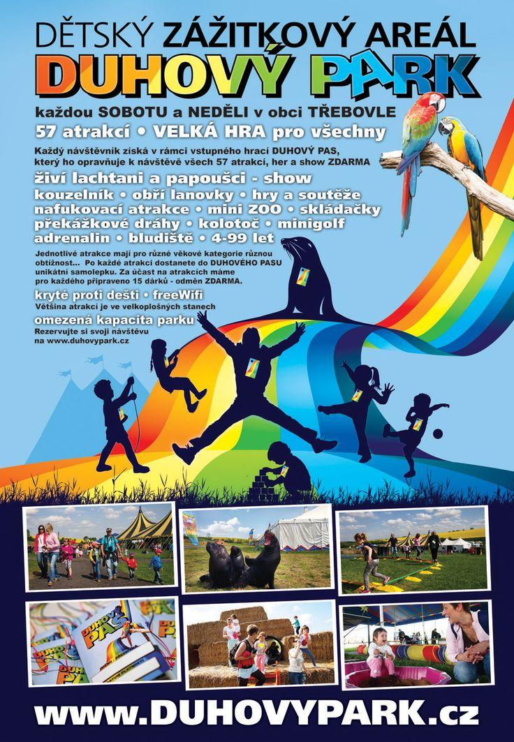 Zábavní Duhový park - Nejlepší zábava pro děti od 4 do 13 let :: Tipy na výlety