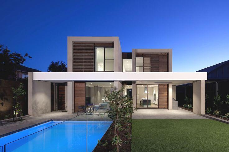 Modern Brighton #House in Victoria by InForm #Design