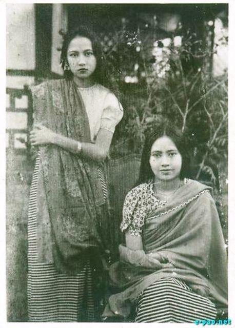Phanek Manipuri 1940s