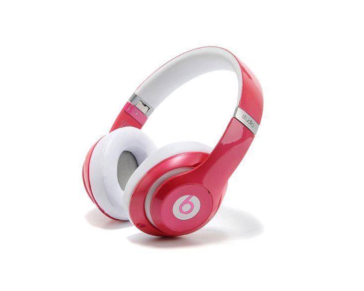 Beats By Dre Beats Over Ear Headphones B&H Kit -Pink $299.95  $179.98
