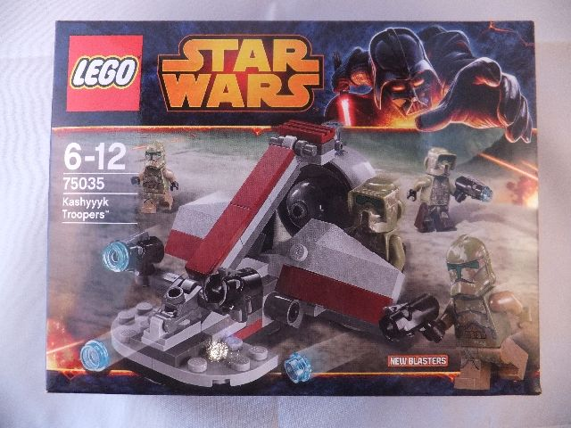 Review: 75035 Kashyyyk Troopers