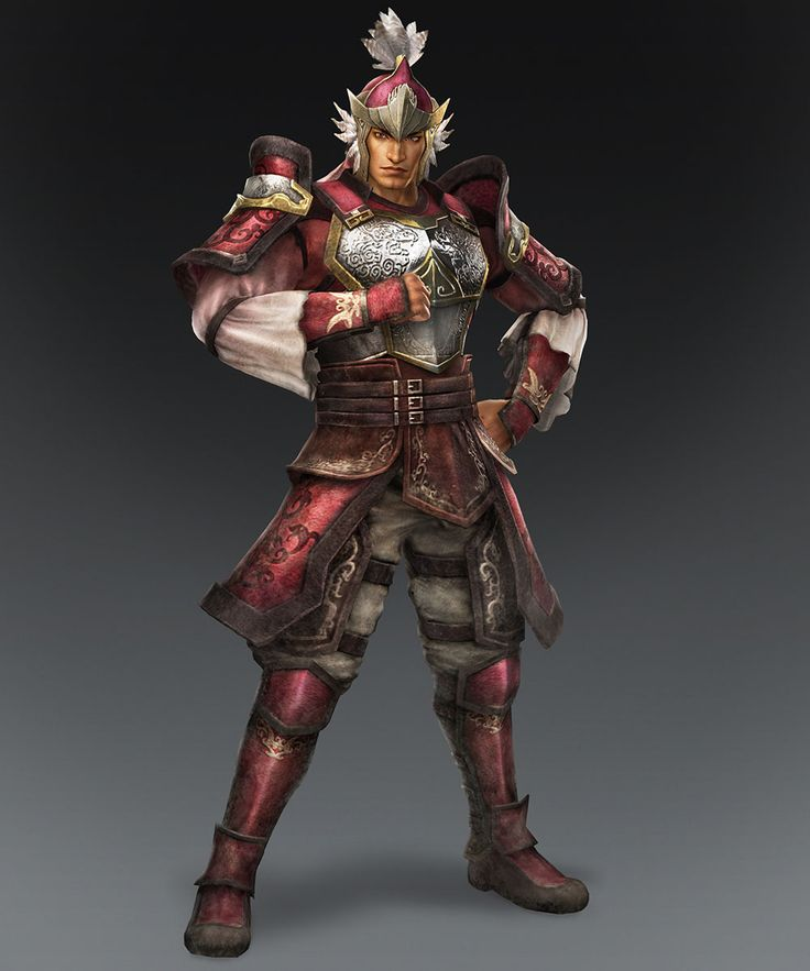 Warriors Orochi 3 World S End: Dynasty Warriors 8 (Characters