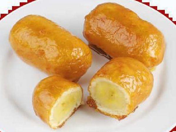 As Bananas Empanadas Carameladas são deliciosas e fáceis de fazer. Sirva-as com…