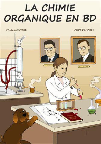 La chimie organique est cette branche de la chimie qui se focalise sur les molécules contenant du carbone et de l'hydrogène avec, en outre, très souvent de l'oxygène et/ou de l'azote. Cette bande dessinée-ci, qui constitue la suite d'une première BD consacrée à la chimie dite gé...